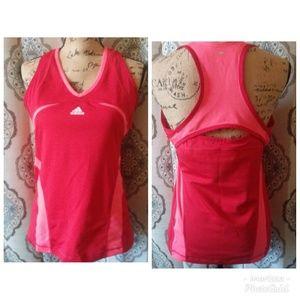 Adidas Coral/Redish Workout tank